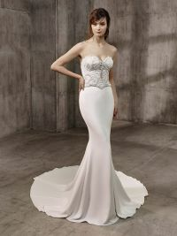 MK Brautmode Berlin Badgley Mischka Belle Bridal Kollektion