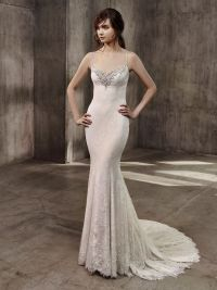 MK Brautmode Berlin Badgley Mischka Belle Bridal Kollektion