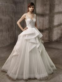 MK Brautmode Berlin Badgley Mischka Bride Kollektion